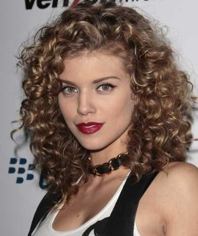 Hair Cuts Curly Hair on Hair Styles For Curly Hair   Hair Style One